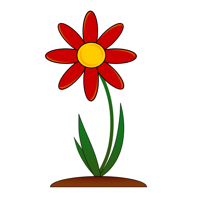Flower Clip Art Free Download.