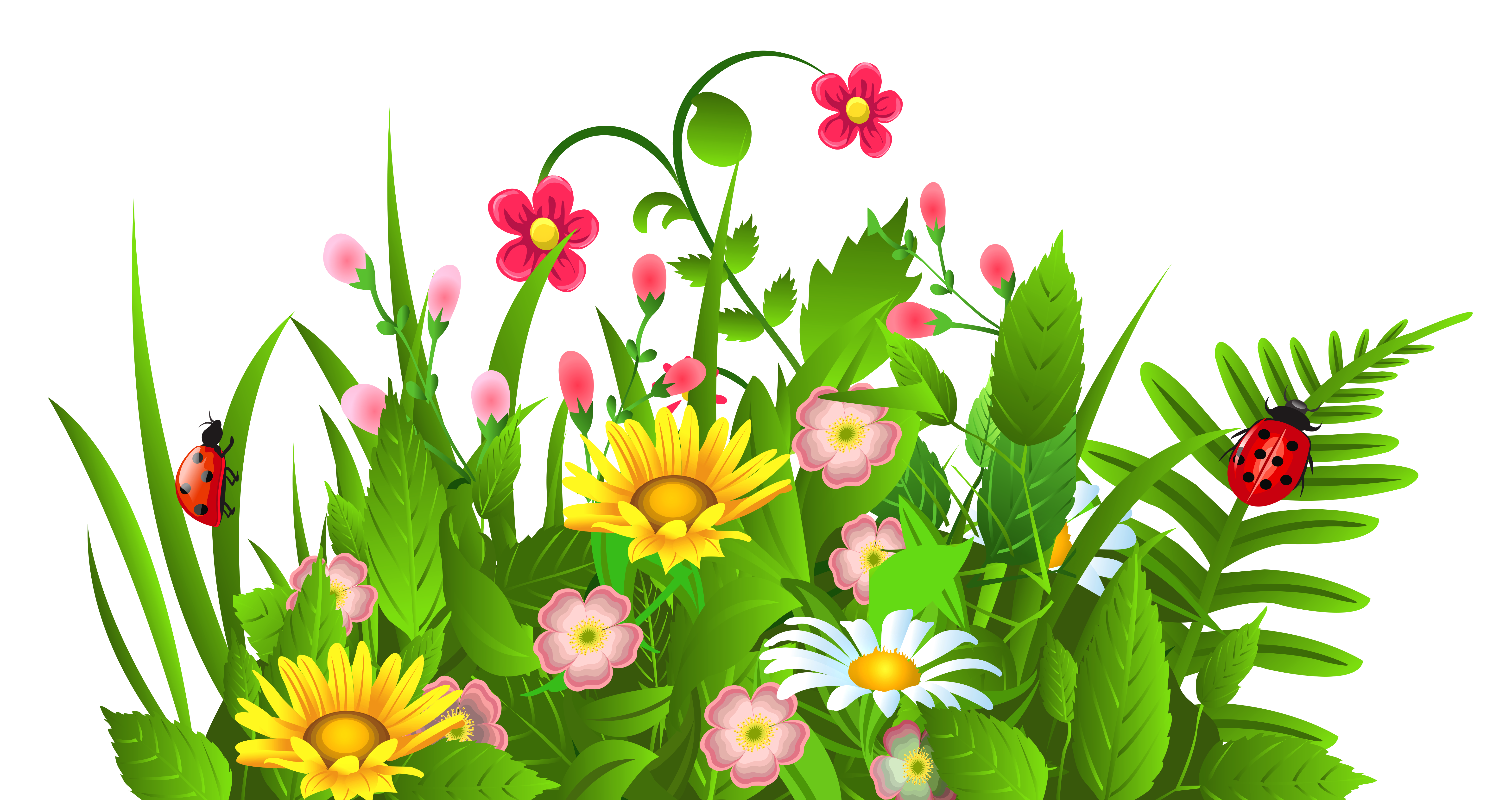 clipart flower png #6