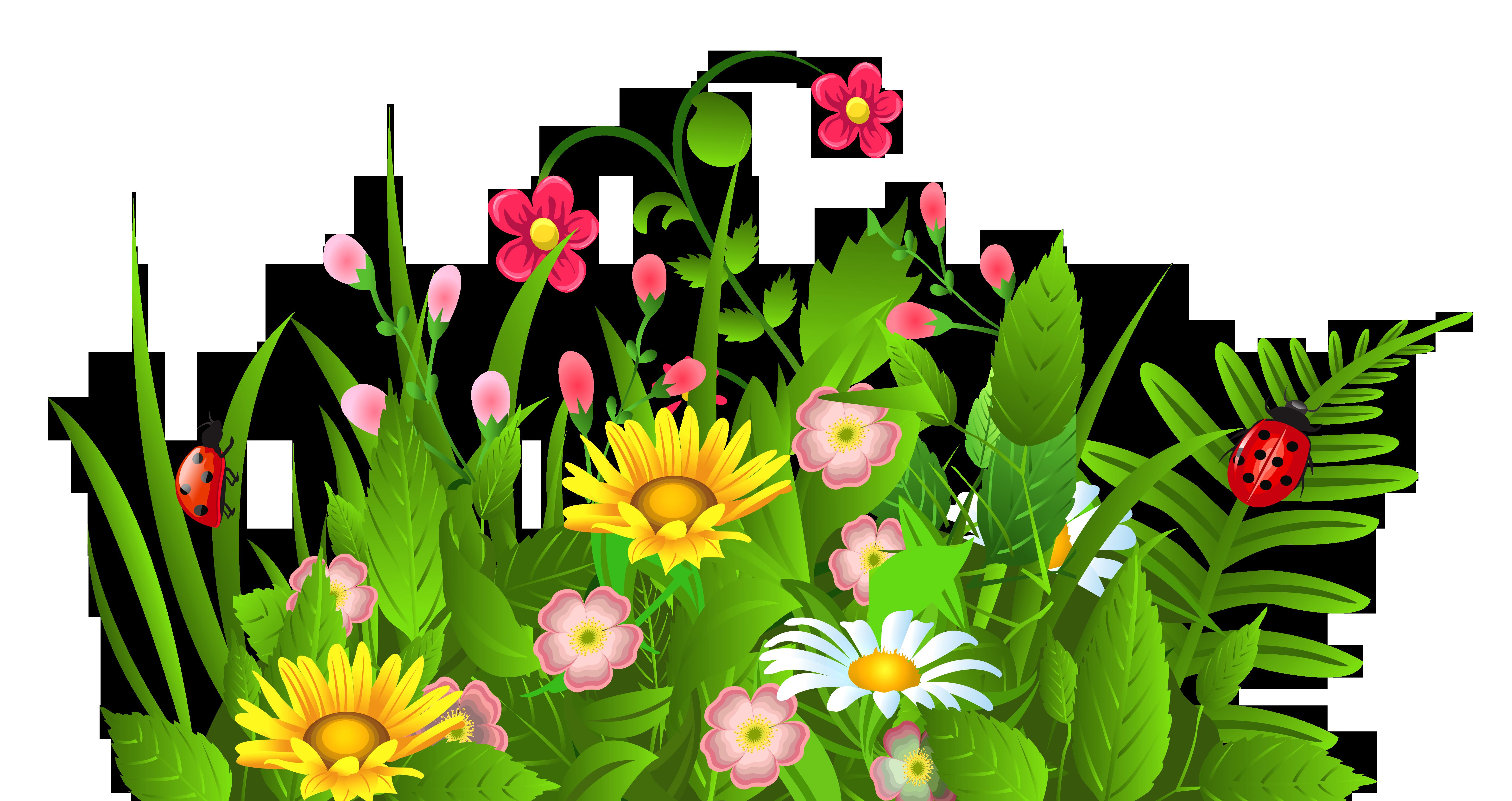 Flowers clip art free clipart images clipartwiz.