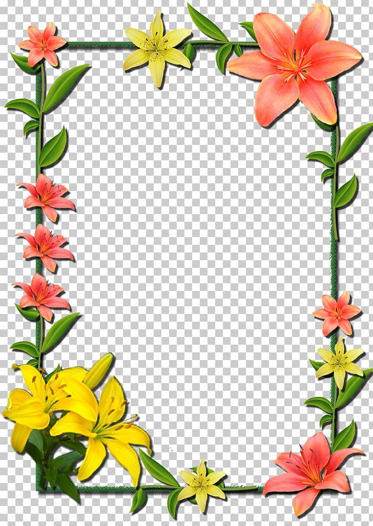 Borders And Frames Frames Flower PNG, Clipart, Border Frames.