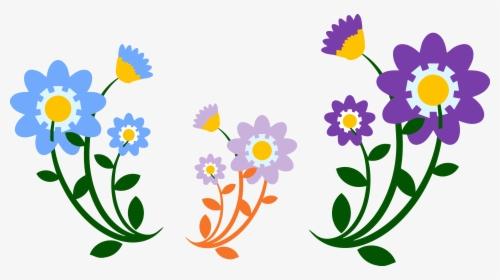 Flower Clipart PNG Images, Transparent Flower Clipart Image.