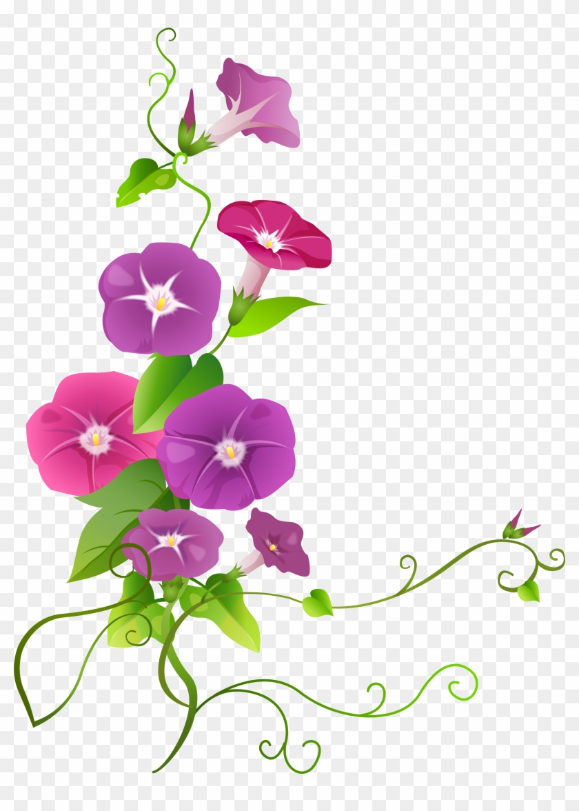 Flowers Clipart Transparent (78+ images in Collection) Page 1.