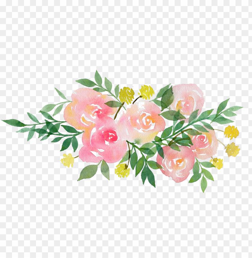 erfect wedding flower garland clipart 34 inspirational.