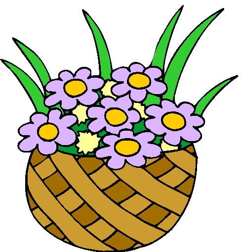 Flowers Clip Art.