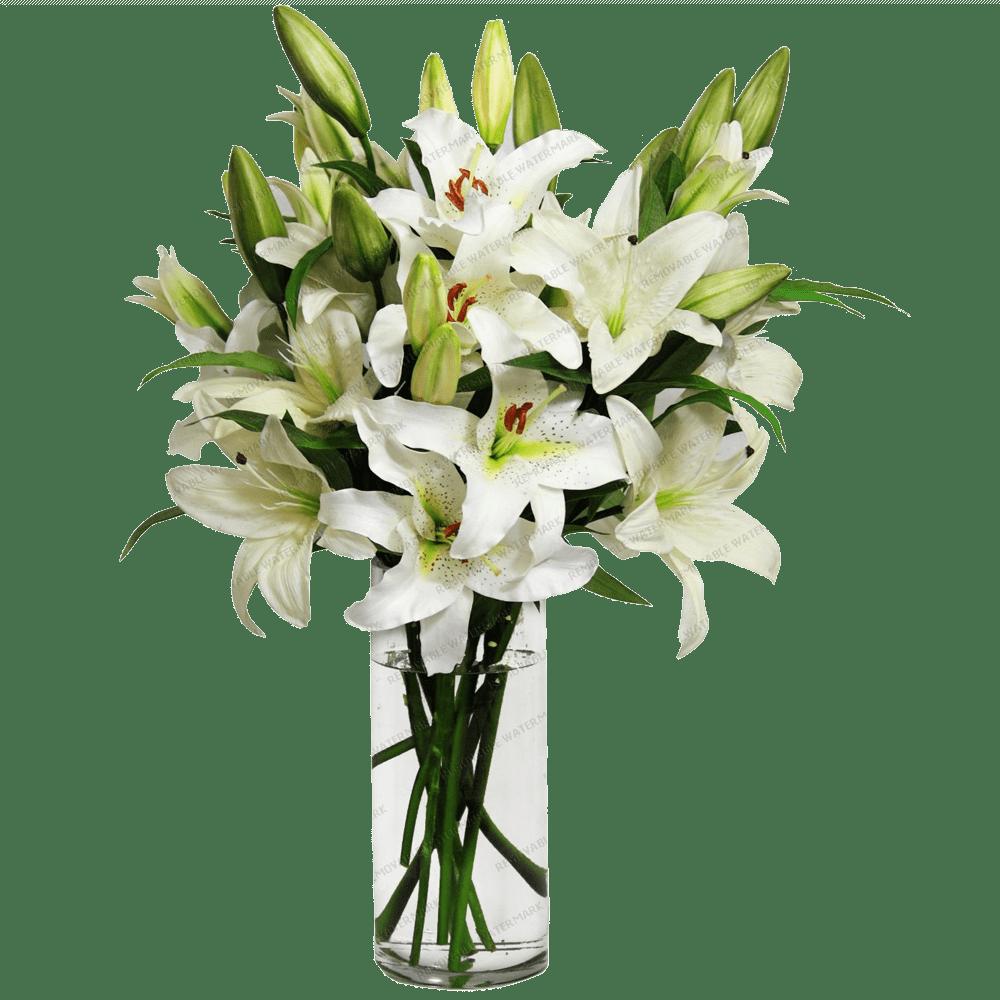 Flower Vase PNG Image.