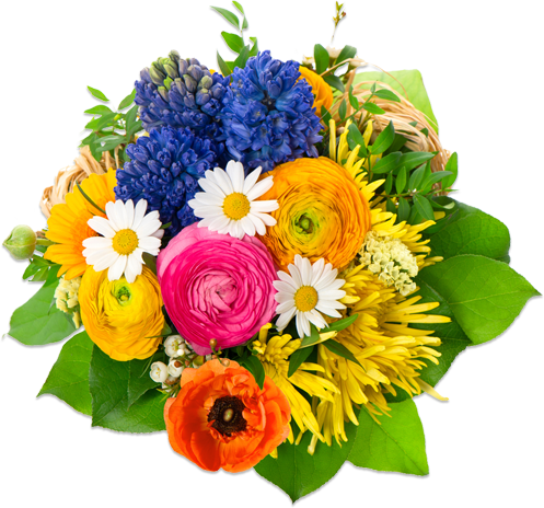 Flowers Image Png Vector, Clipart, PSD.