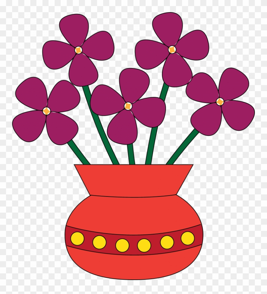 Furniture Attractive Flower Vases Clipart 1 Images.