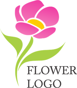 Flower Logo Vectors Free Download.