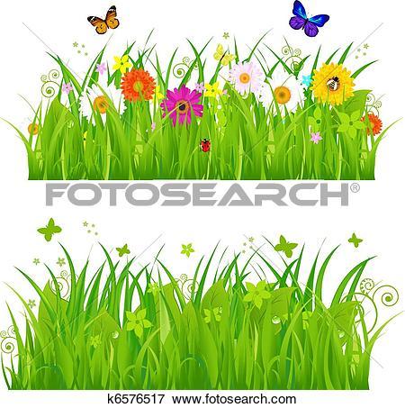 Flower field Clipart Illustrations. 16,813 flower field clip art.