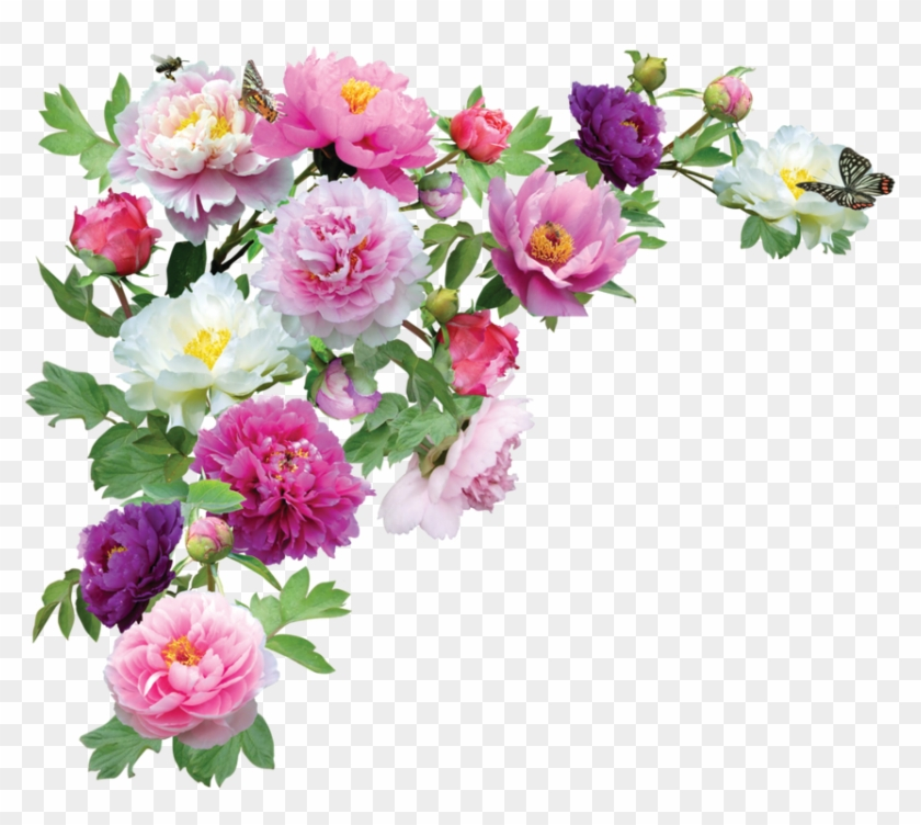 Bouquet Of Flowers Png Image Transparent.