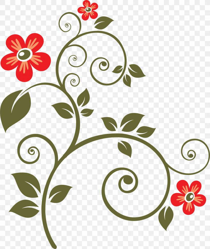 Vector Graphics Clip Art Floral Design Floral Ornament CD.