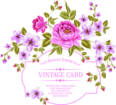 Vector vintage flower eps free vector download (188,985 Free vector.