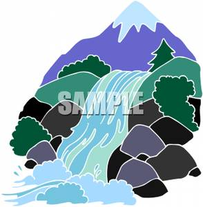 Flowing clipart - Clipground