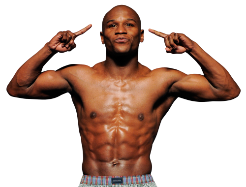 Download Free png Floyd Mayweather PNG Transparent File.