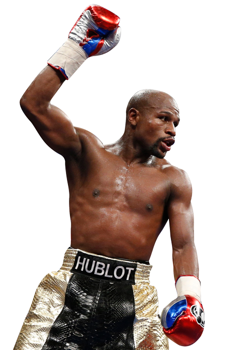 Floyd Mayweather PNG Images Transparent Free Download.