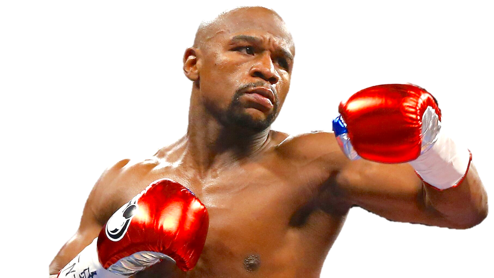 Boxer Floyd Mayweather, Jr. coming to the DuSable Museum.