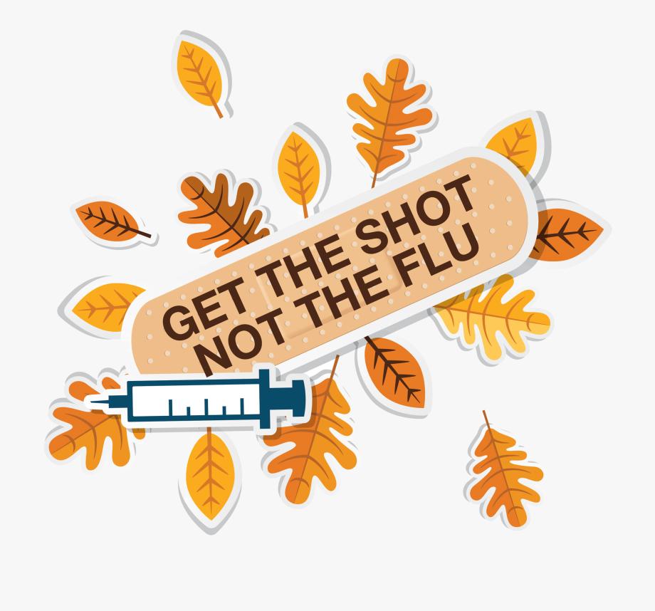 Get The Flu Shot Image.
