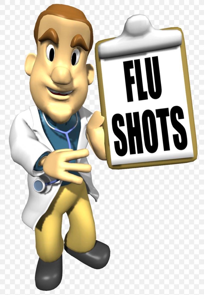Influenza Vaccine Clip Art Get Your $&$! Flu Shot!, PNG.