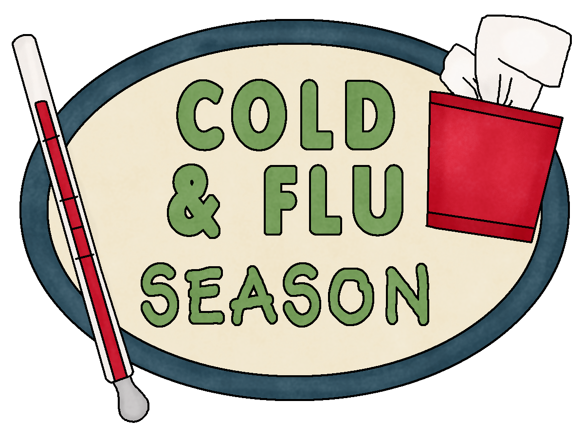 Clip Art Cold And Flu Clipart.