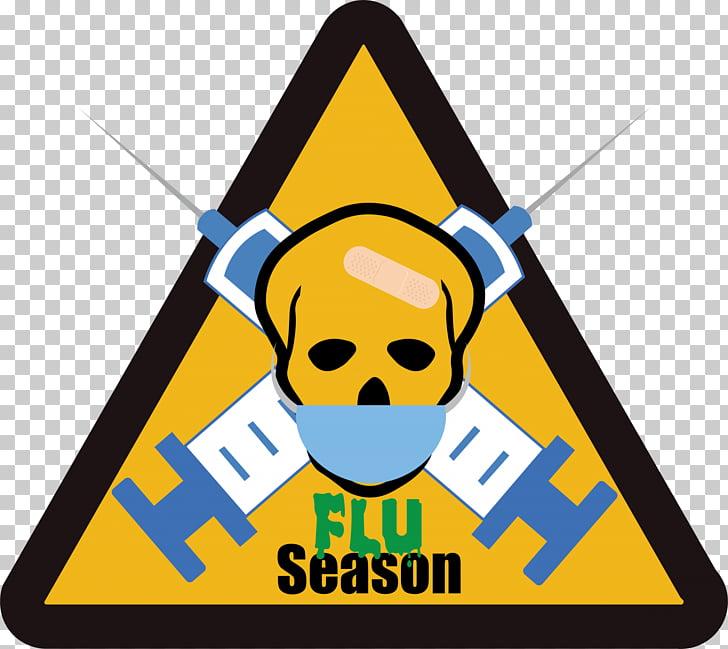 Swine influenza Epidemic Flu season Sign, others PNG clipart.