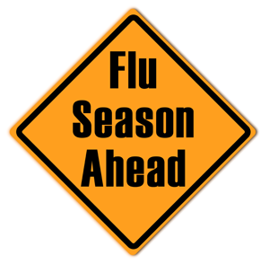 Flu season clipart.