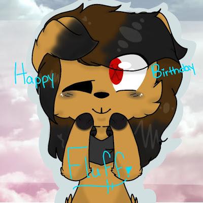 Happy Birthday Fluff!! by online shades.