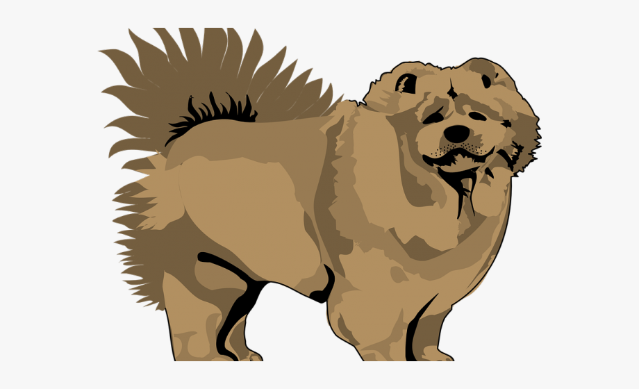 Dog Clipart Clipart Fluffy Puppy.
