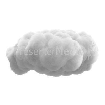 Fluffy Cloud.