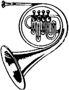 Horn Clip Art Download.