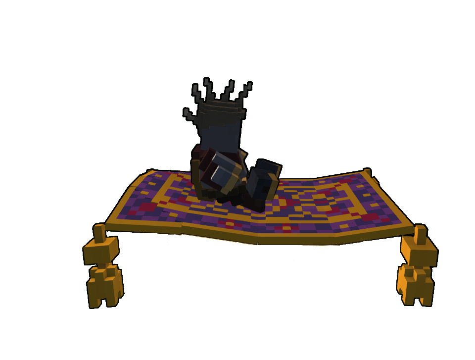 Magic Carpet Picture.