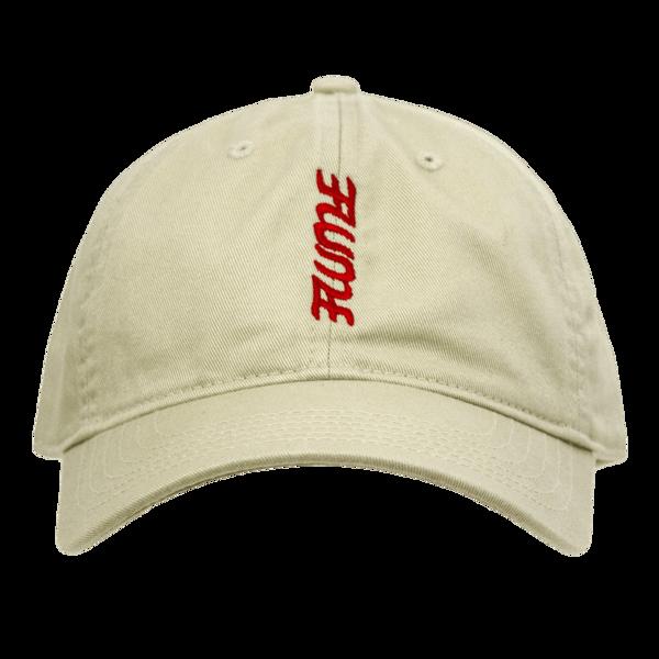 Flume Logo Dad Hat.