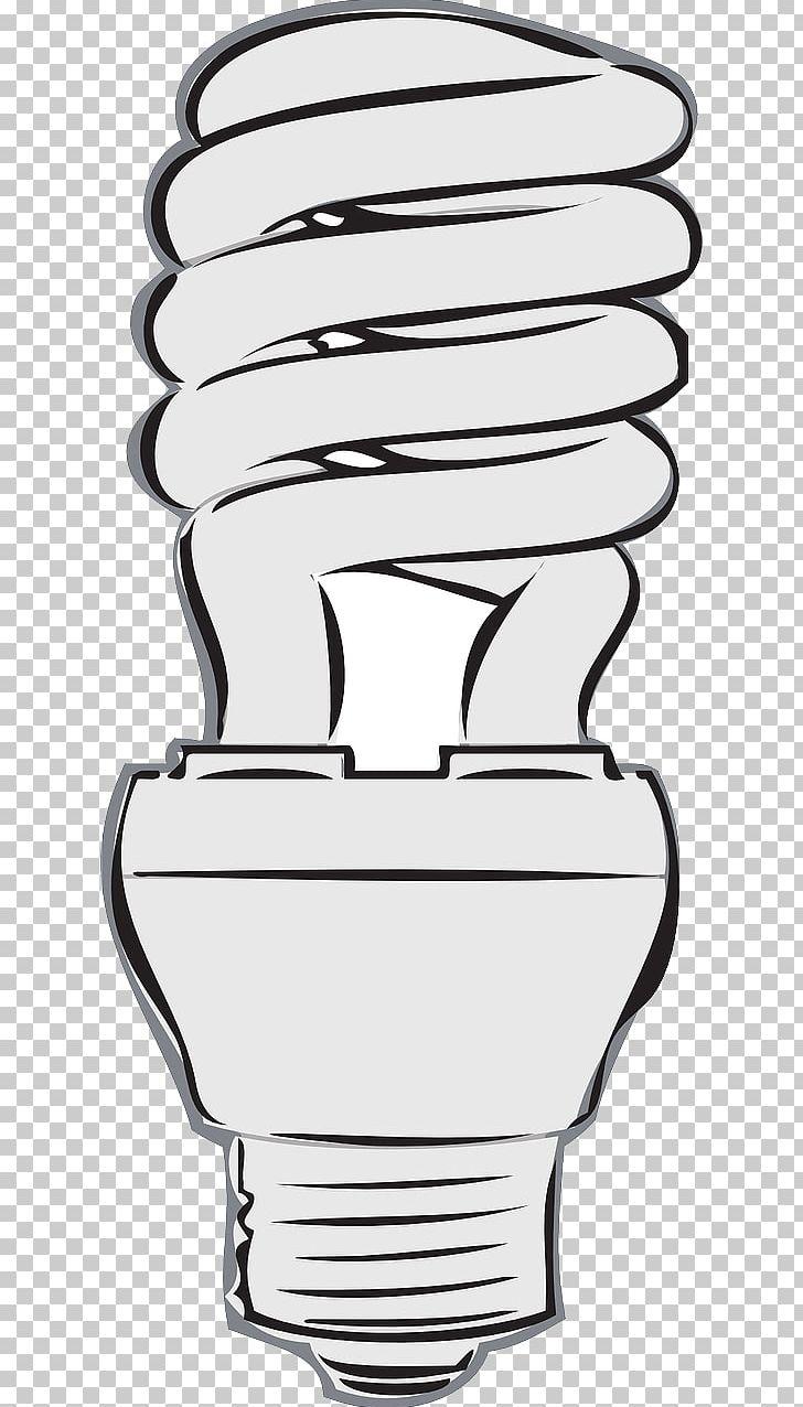 Incandescent Light Bulb Compact Fluorescent Lamp.