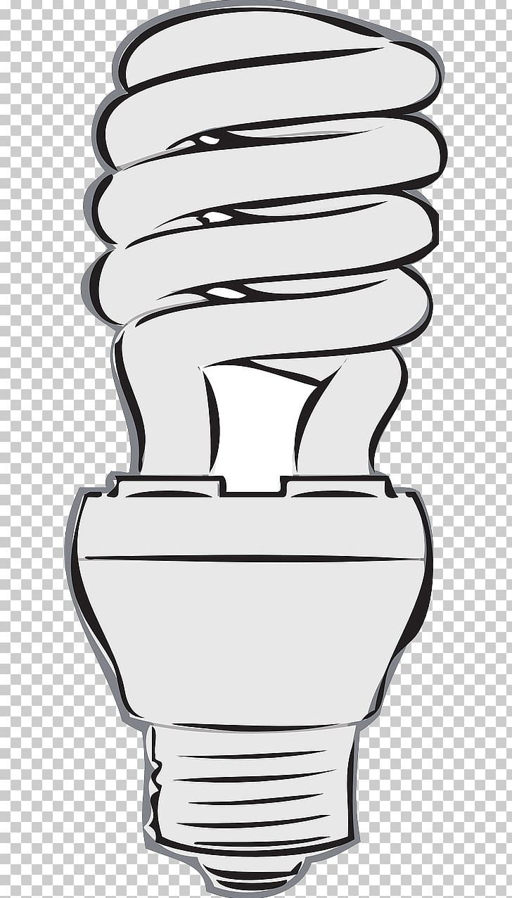 Incandescent Light Bulb Compact Fluorescent Lamp Fluorescence PNG.
