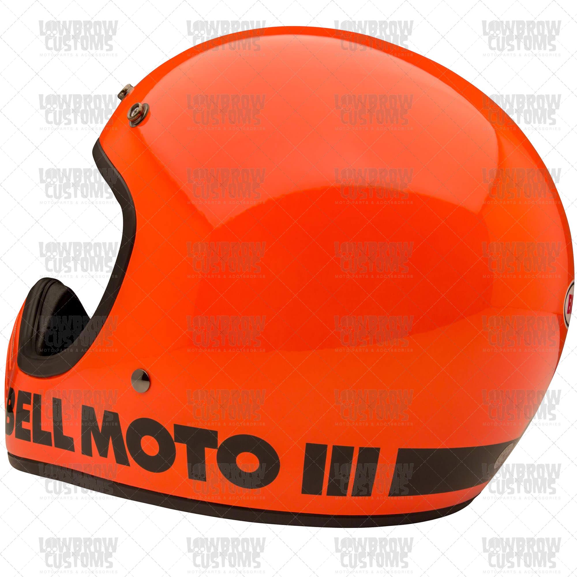 Bell Moto 3 Helmet.