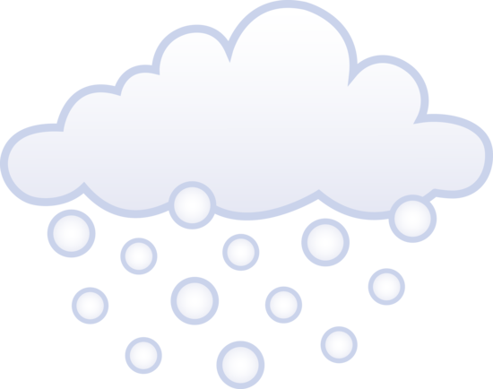 Heavy Snow Clipart