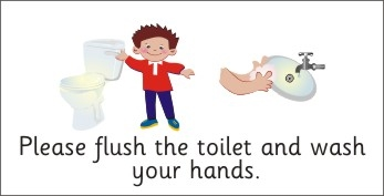 flushing toilet clipart - Clipground