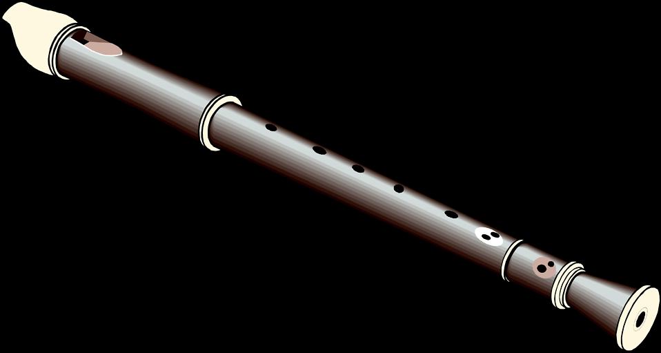 Flute Clip Art.
