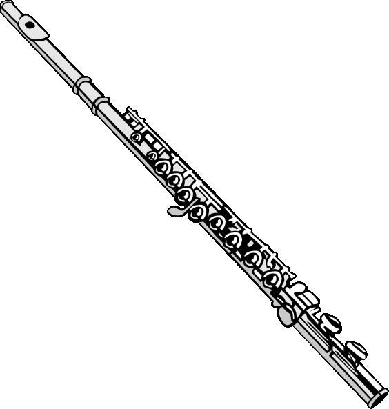 Flute Clipart.