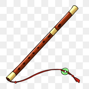 Flute PNG Images.