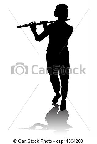 Flutist Illustrations and Clip Art. 94 Flutist royalty free.