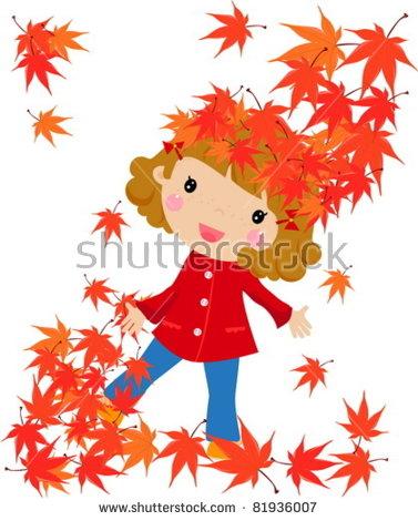 Wind Seeds Maple Flutter Down Stock Vector 155073818.