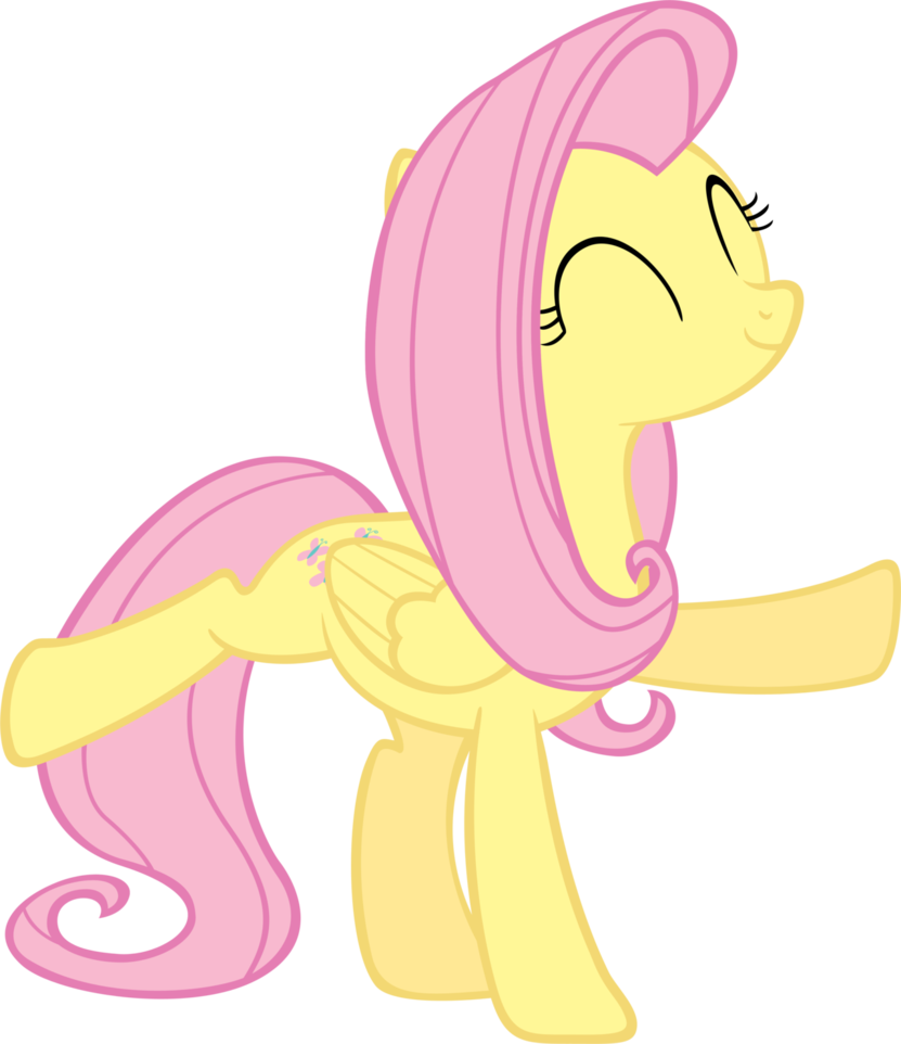 Fluttershy PNG High.