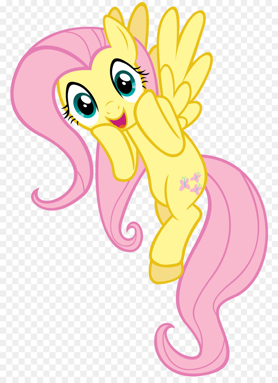 Download Free png Fluttershy My Little Pony Pinkie Pie Cartoon My.