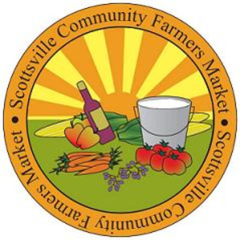 Fluvanna Student Wins Scottsville Farmers Market Logo Contest.