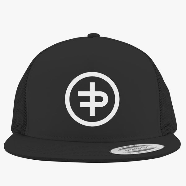 Flux Pavilion Logo Trucker Hat.