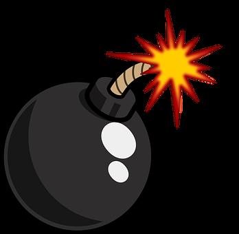 Bombing.