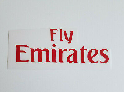 Fly Emirates Logo Arsenal.