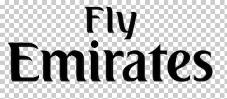 Emirates Airline Logo, fly, Fly Emirates logo PNG clipart.