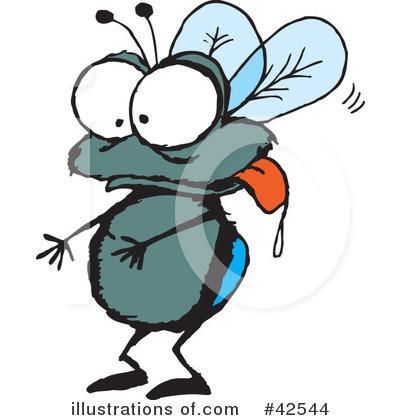 House Fly Clipart.