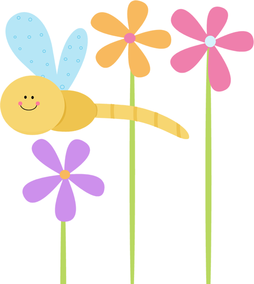 Cute Flower Clipart.